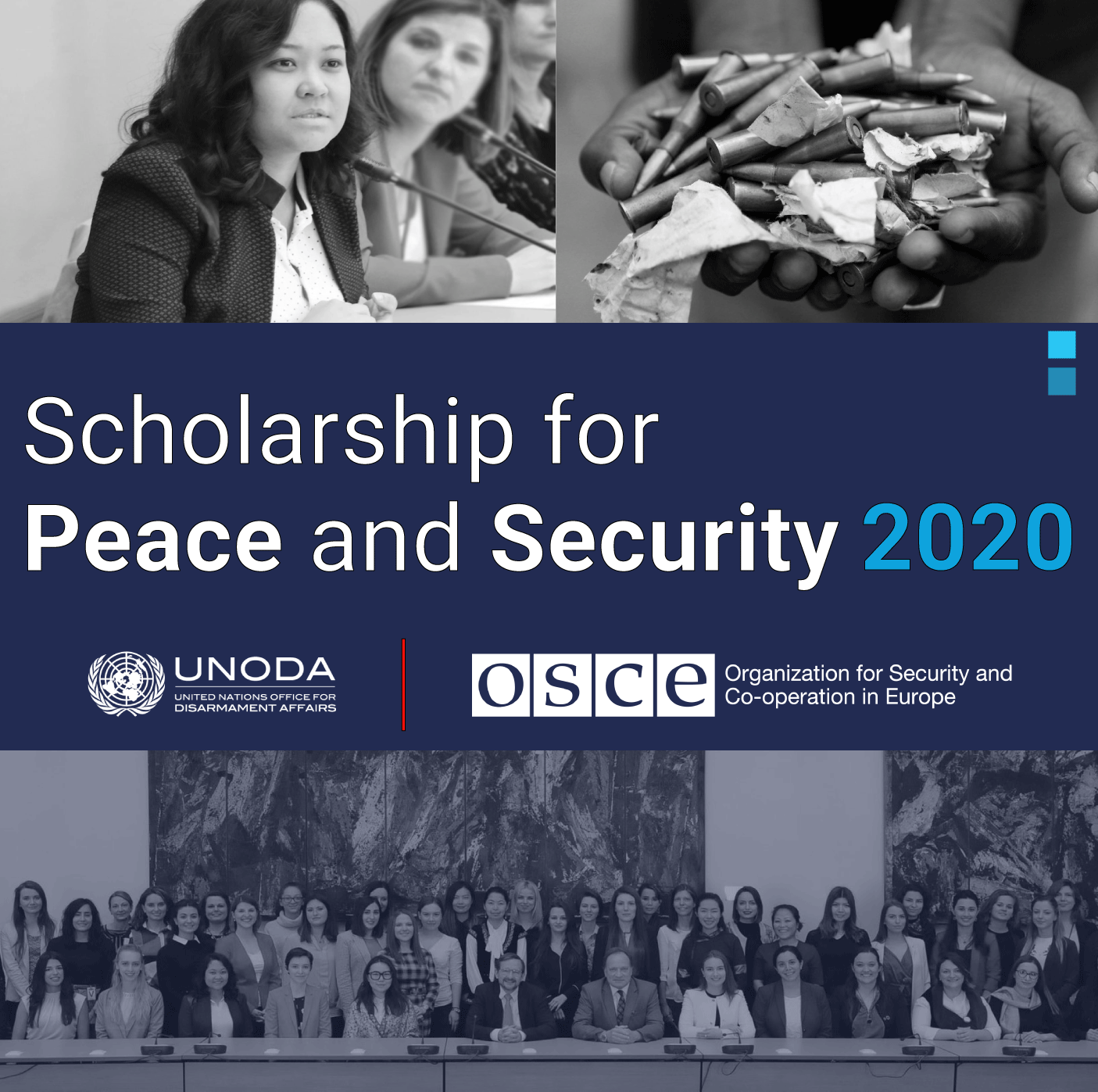 Scholarship for Peace and Security